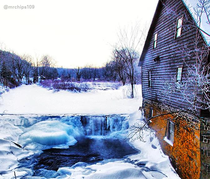 Winter Morning. Photo by @mrchips109 ,Facebook