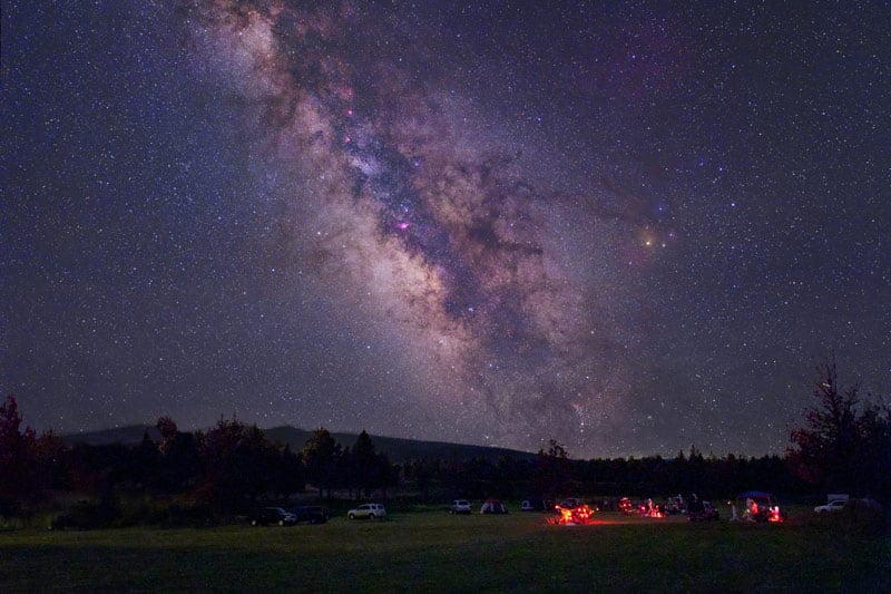 Come join in the stargazing. (photo courtesy of Tony Hallas)
