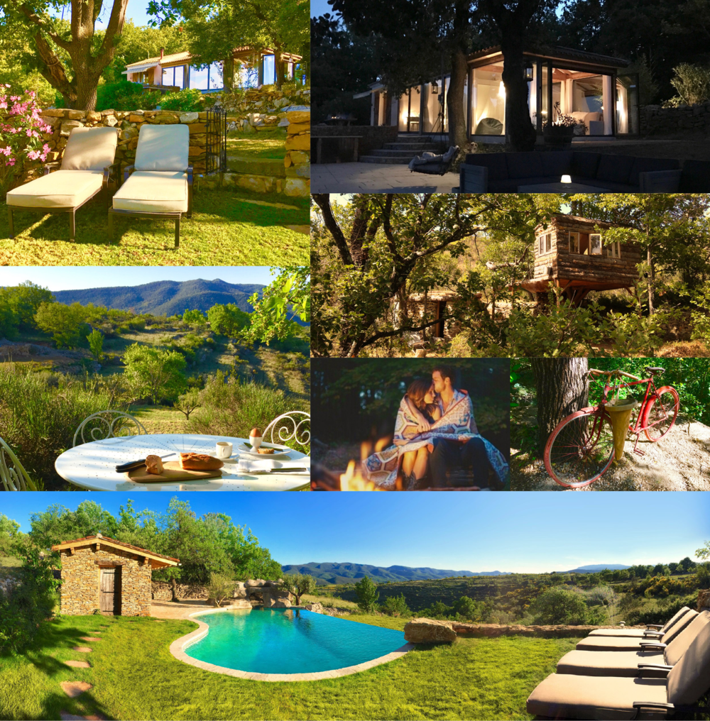 WildBoar mountain French holiday retreat