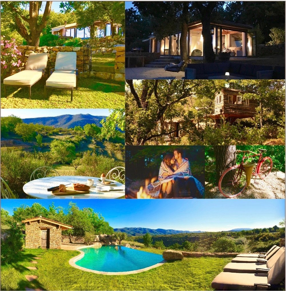 A stuning self-catering private holiday estate.