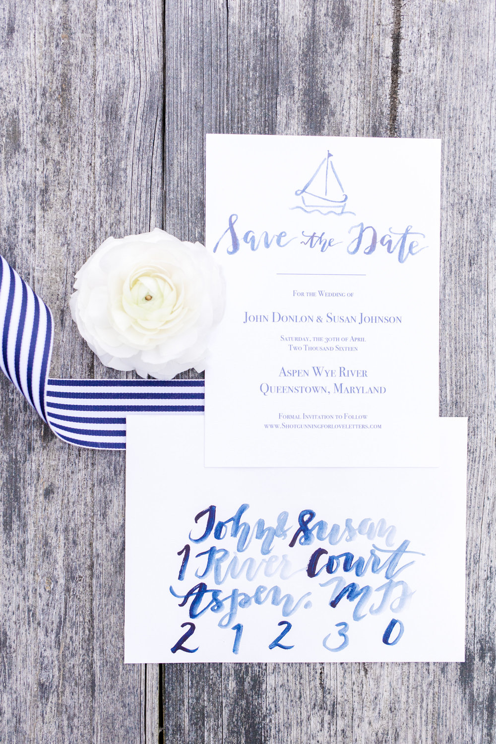 Enchanting Events and Design Nautical Wedding Styled Engagement Shoot Shotgunning For Loveletters