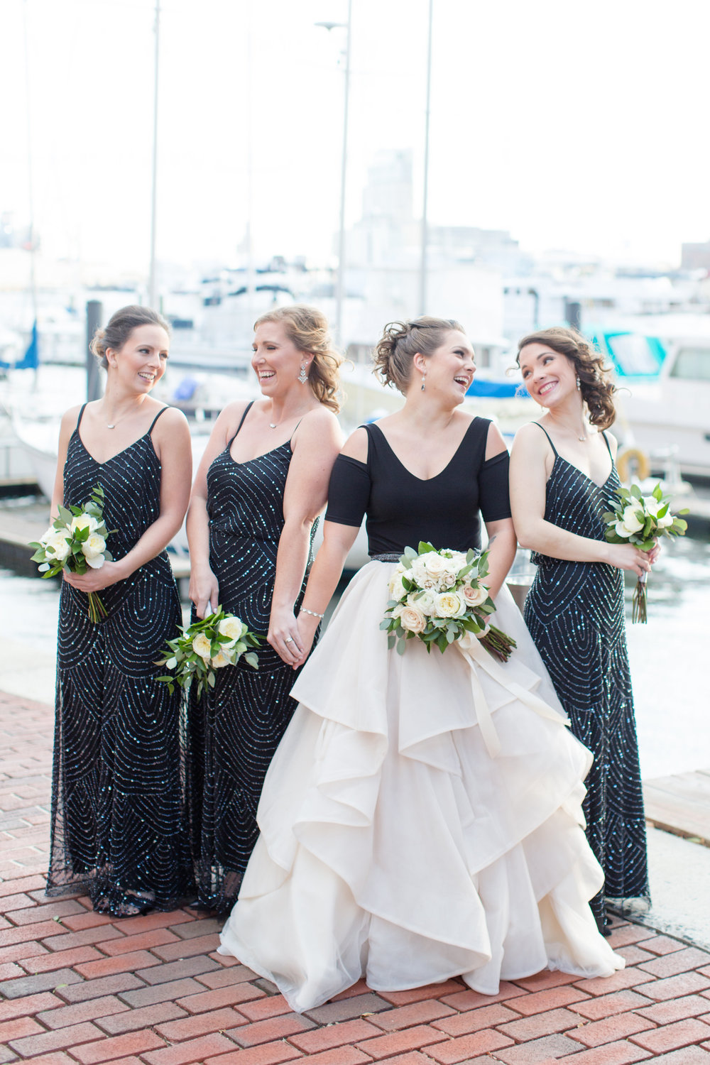 Baltimore_wedding_Admiral_fell_inn_wedding_amy_and_jordan_wedding_enchanting_events_bridesmaids