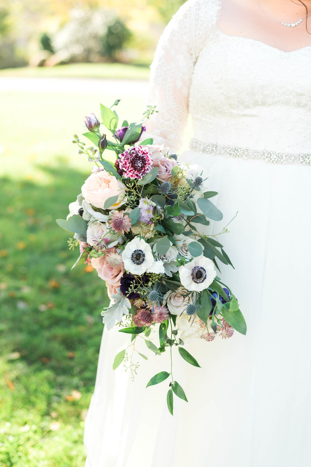 Enchanting Events And Design Baltimore Wedding Planner beautiful bouquet