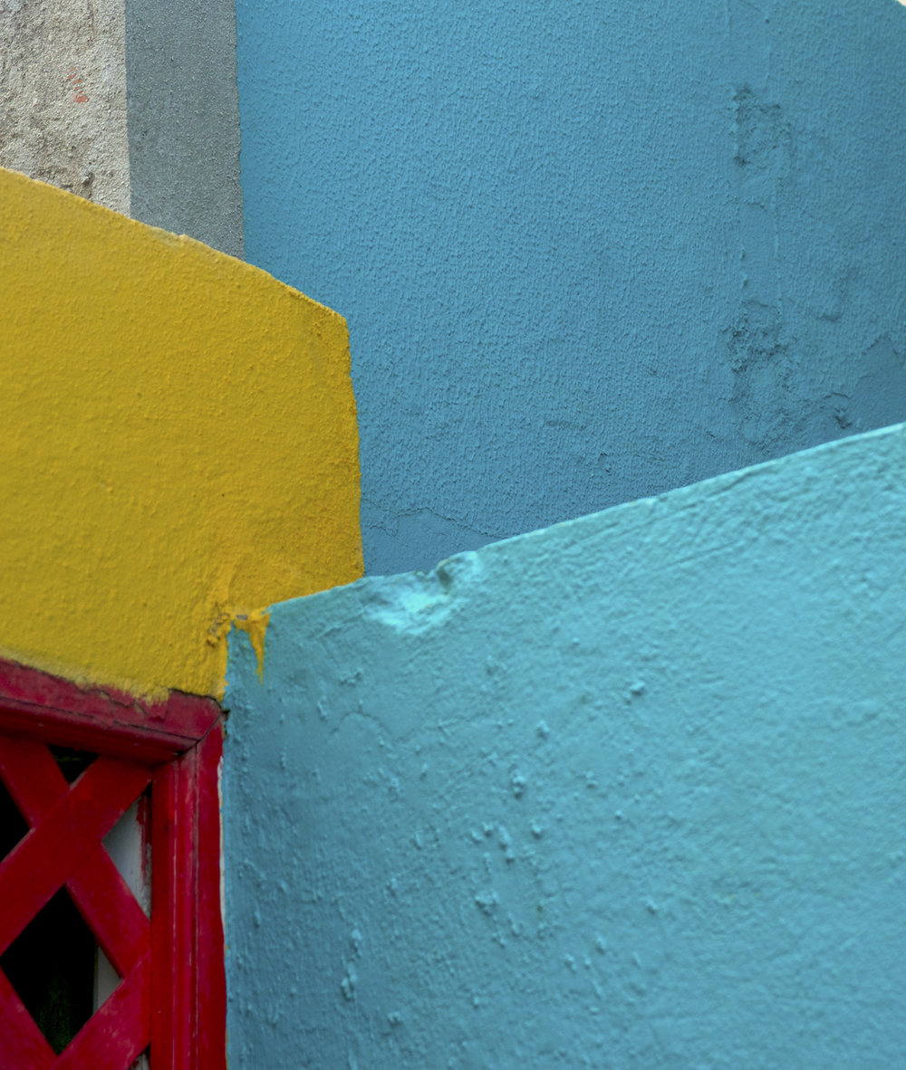 Bonaire Abstract