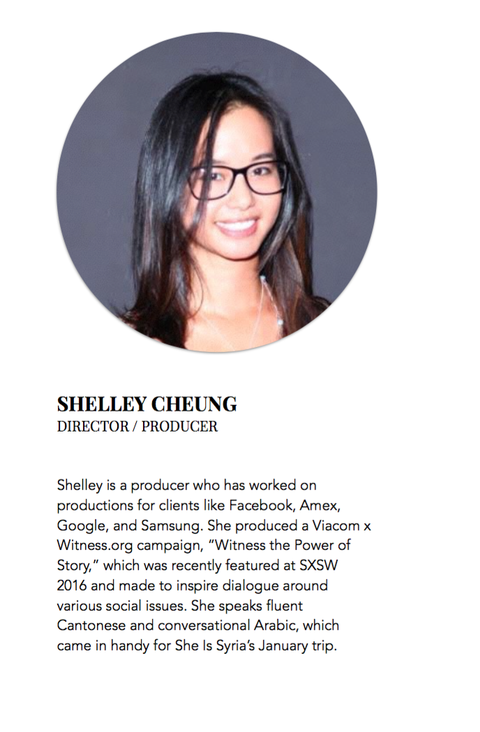 Learn more about Shelley here.