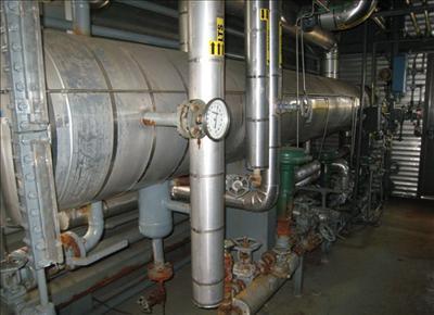 5 Mmscfd Refrigeration Plant Evolution Production Equipment