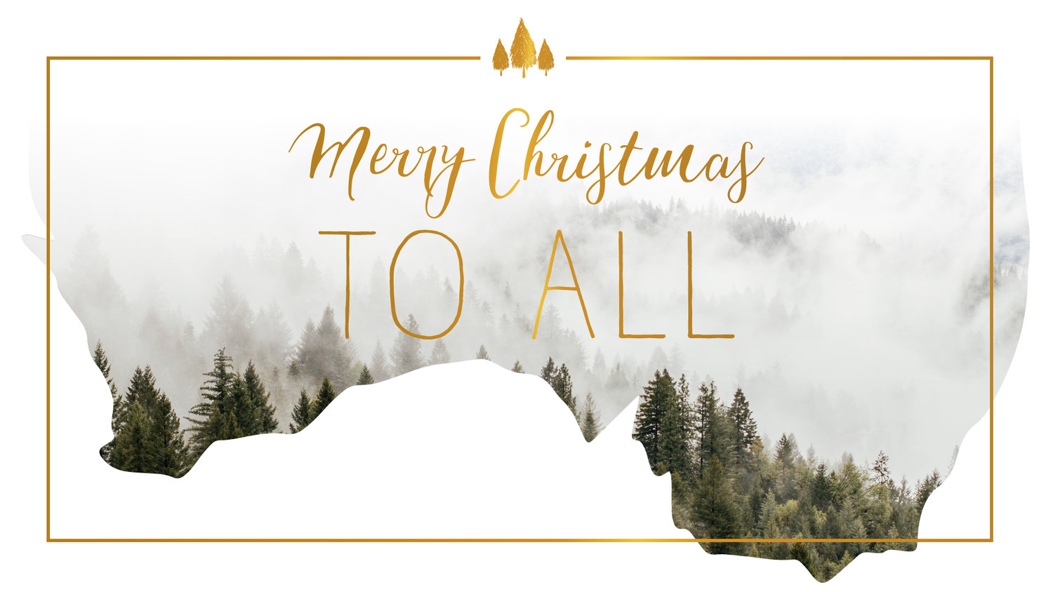 Merry Christmas To All — Evangel Temple