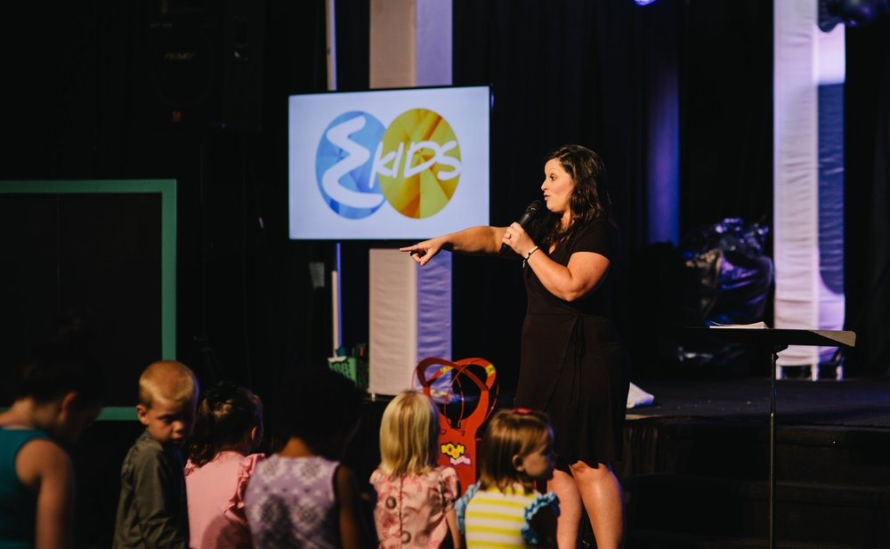 Children Ministries - Read the letter from our Children's Ministry.