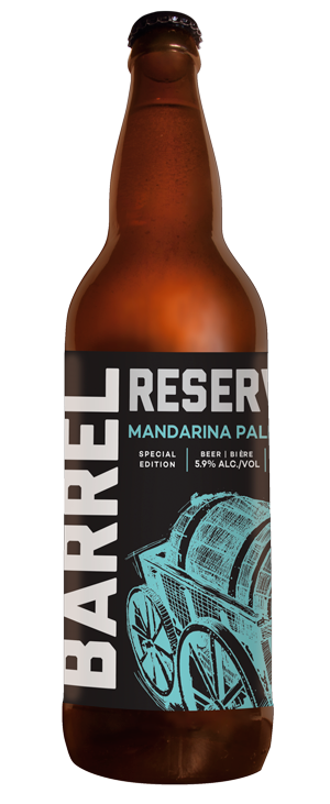 MANDARINA PALE ALE - DATE RELEASED: June 9, 2016Style: Pale AleBody: MediumAroma: Mandarin, lemon, earthy forest floorTaste: Vinous, citrus, white grape, oaky dry finishABV: 5.9%  -  IBU: 23