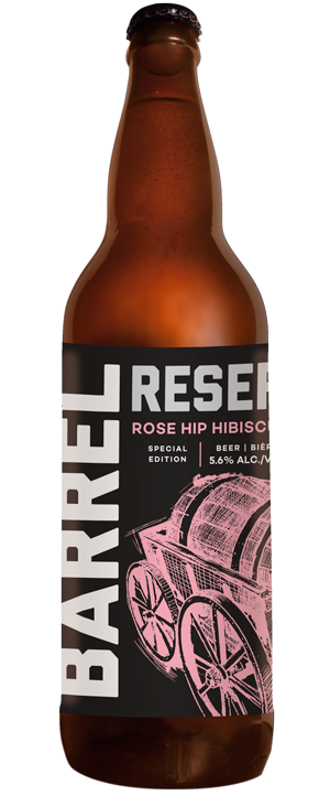 ROSE HIP HIBISCUS LAGER - DATE RELEASED: June 17, 2017Style: Vienna LagerBody: MediumAroma: Grape skin and sweet candy - comparable to Swedish BerriesTaste: Gentle acidity, sweet berry medley, floral notes, slight tannic finishABV: 5.6%  -  IBU: 25
