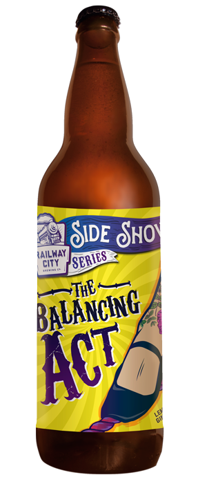 THEBALANCINGACT - DATE RELEASED: July 20, 2017Style: Session AleBody: LightAroma: Ginger and citrusTaste: Lemon drops and gingersnaps, refreshingly tart finishABV: 3%  -  IBU: 12