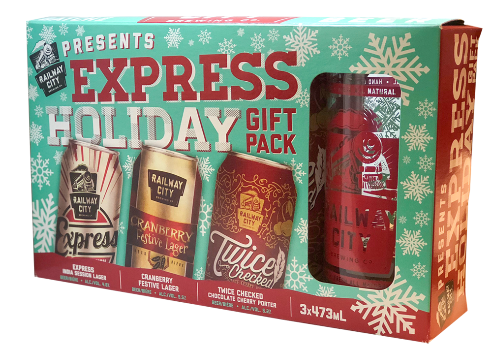 HOLIDAY GIFT PACK - The perfect gift for craft beer lovers everywhere.