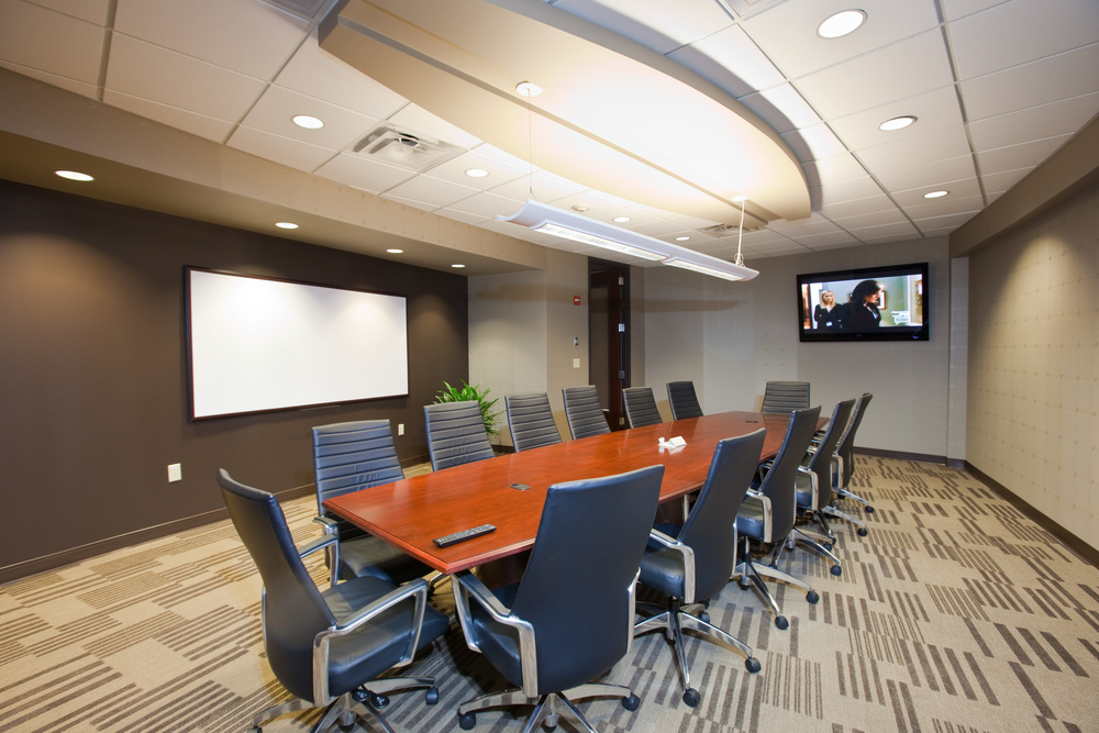 Class A Complimentary Tenant Conference Room