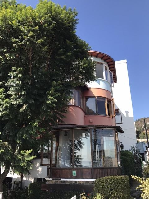 La Sebastiana, casa de Pablo Neruda en Valparaíso