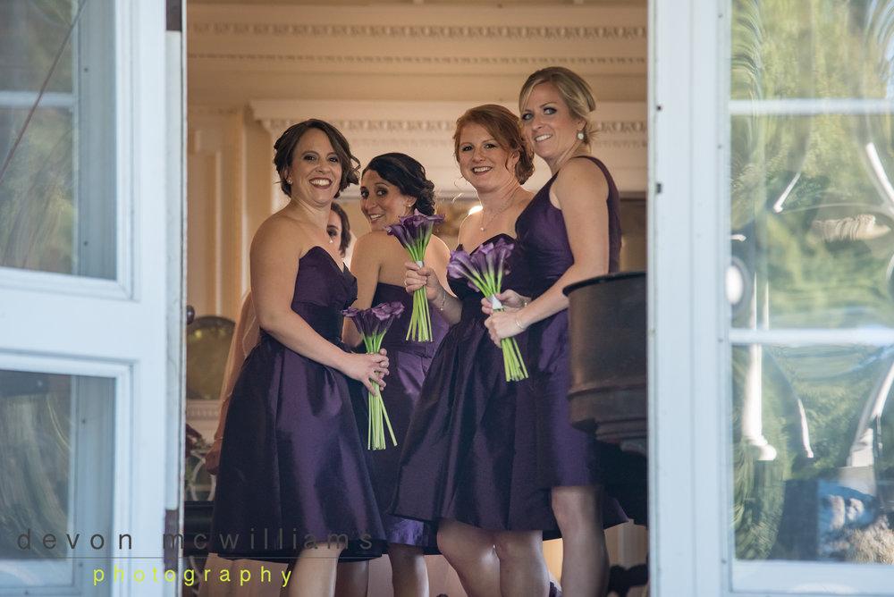Blithewold Bridal Party