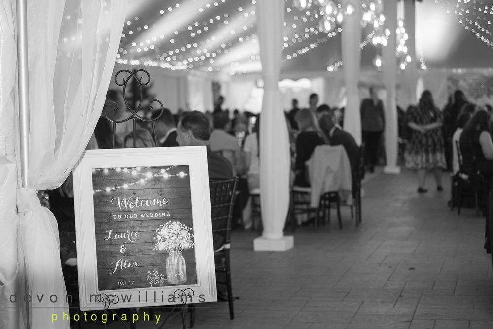 Blithewold Wedding