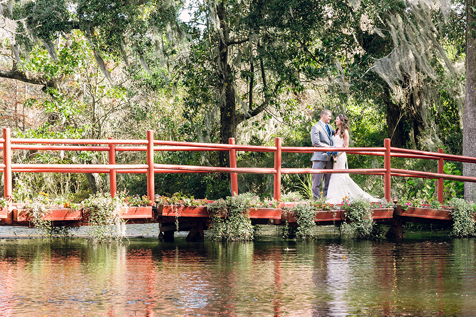 Charleston Wedding Venue - Magnolia Plantation