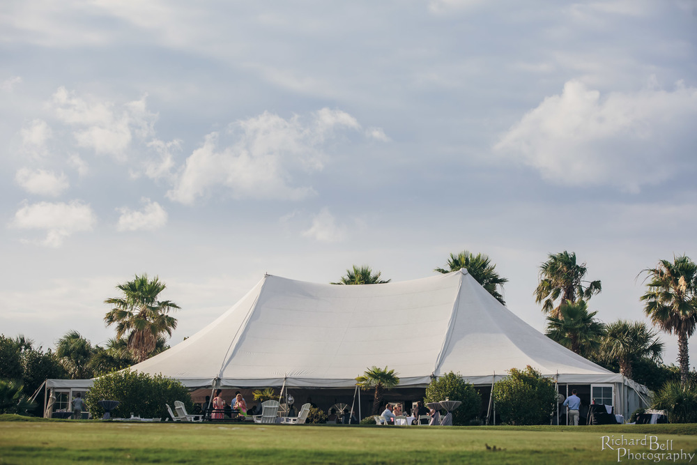 Preferred Charleston Caterer for the Pavilion at Patriots Point