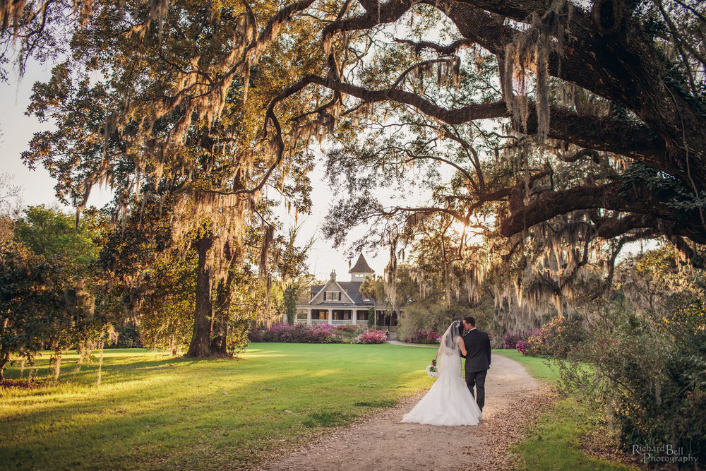 Magnolia Plantation | Richard Bell Photography