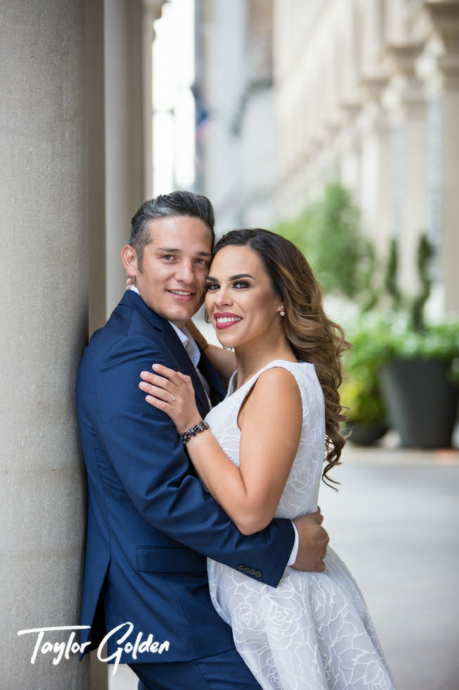 Houston Engagement Session