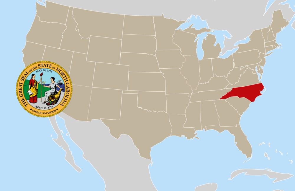 Garage Door Market Data/. North Carolina Banner.png