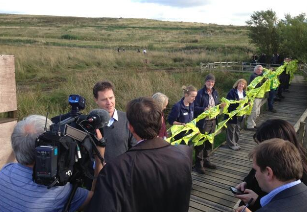 Ever Heard The One About Nick Clegg And The Dogging Site