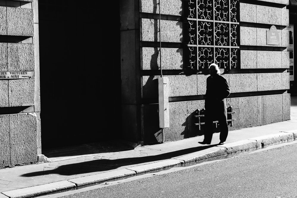 Rue Laffite, Paris 2016