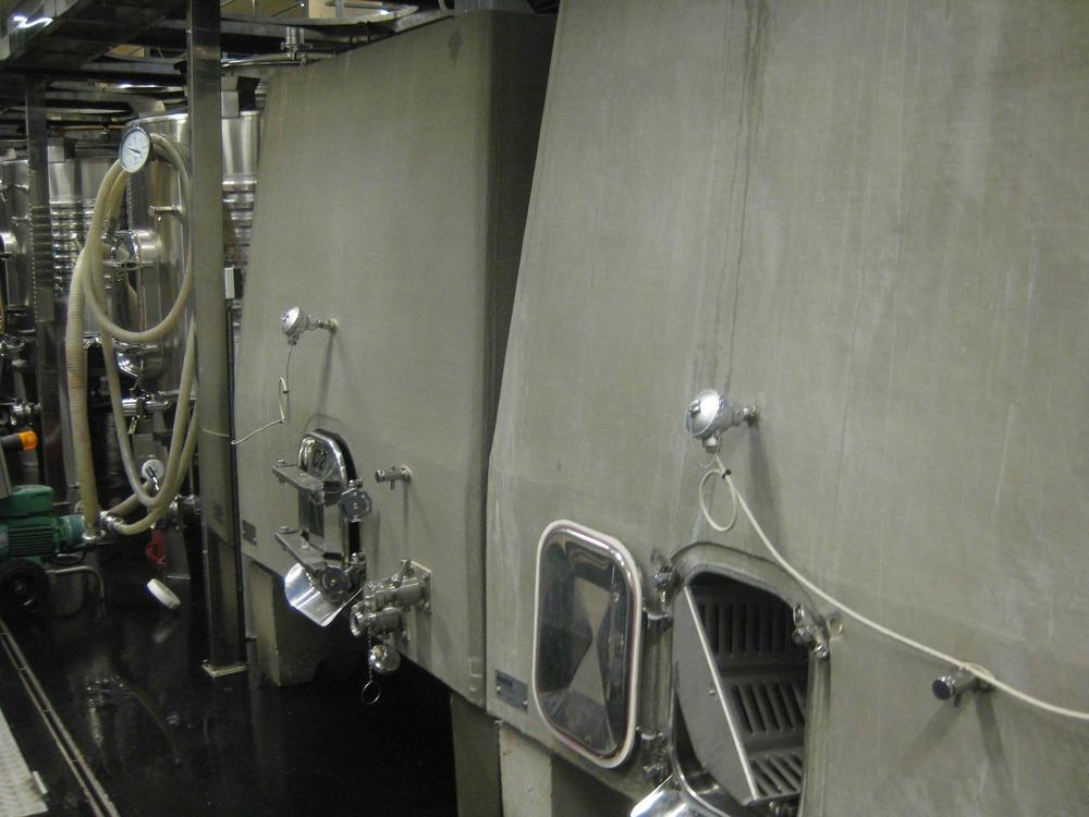 Vasca Da Lavare In Cemento : Il ritorno di un classico il cemento u vinopigro