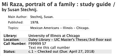 Stecjnij thesis call number