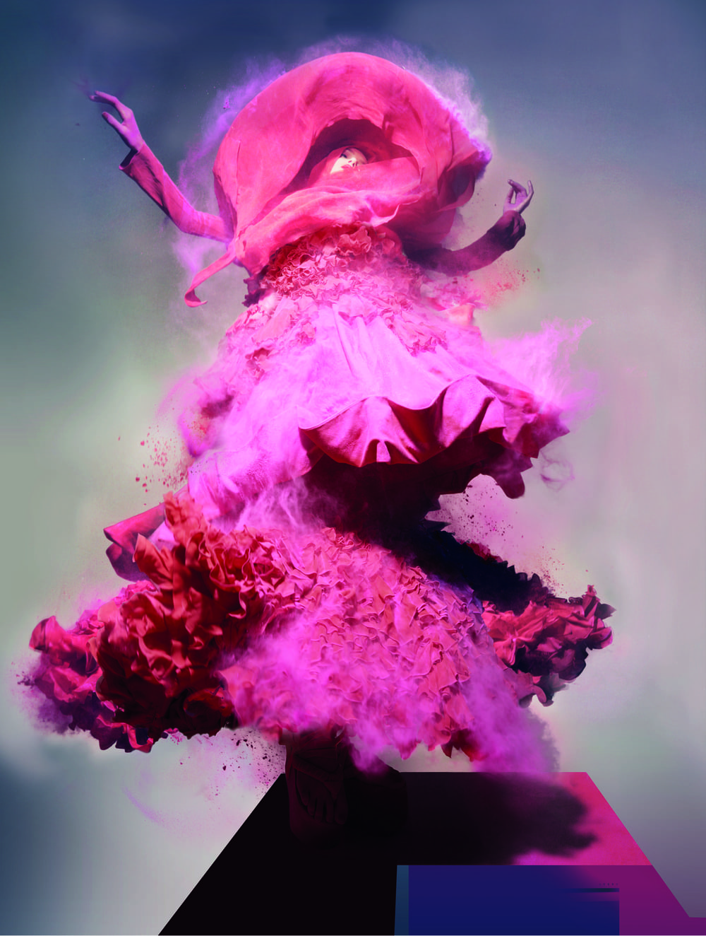 Nick Knight, Lily, 2008. Courtesy of Nick Knight