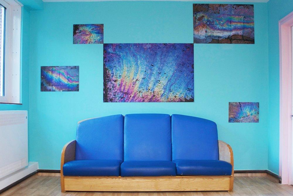 Harold Offeh - TV Room, Eileen Skellern 1, Maudsley Hospital