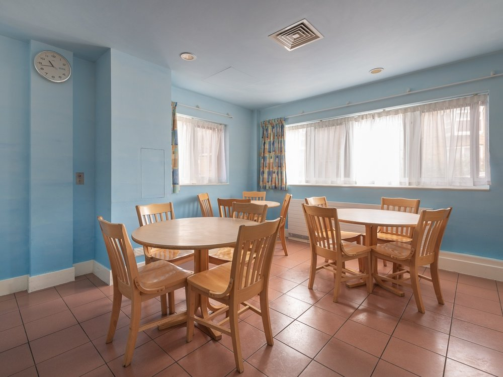 Tim A Shaw - Dining Room and Hallways, Bluebell Lodge, CNWL