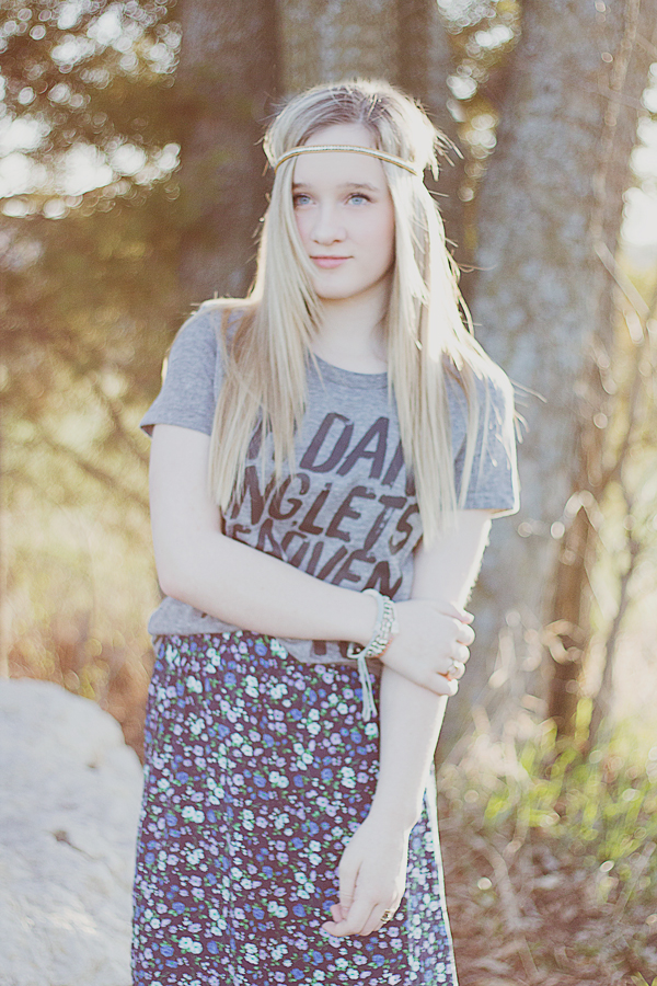 one our most popular tshirts!  pair it with a floral maxi skirt for a sweet boho vibe!