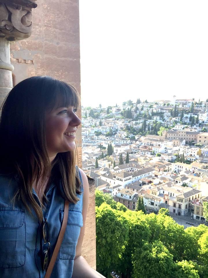 Lia in Granada