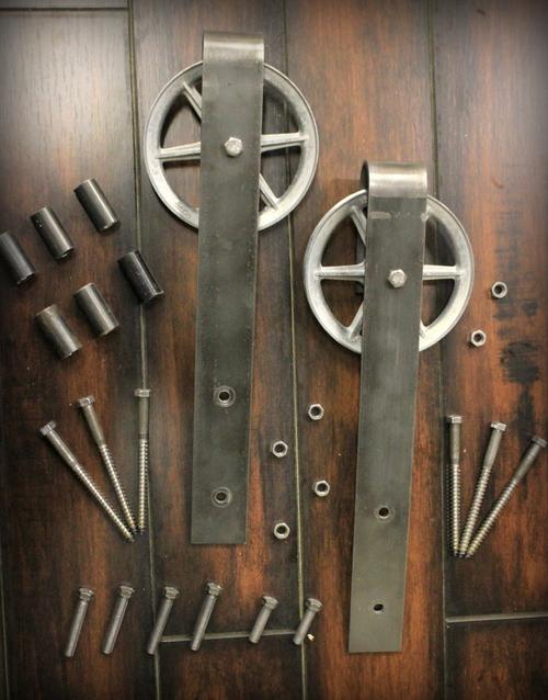Old Barn Door Rollers Image Collections Doors Design Modern