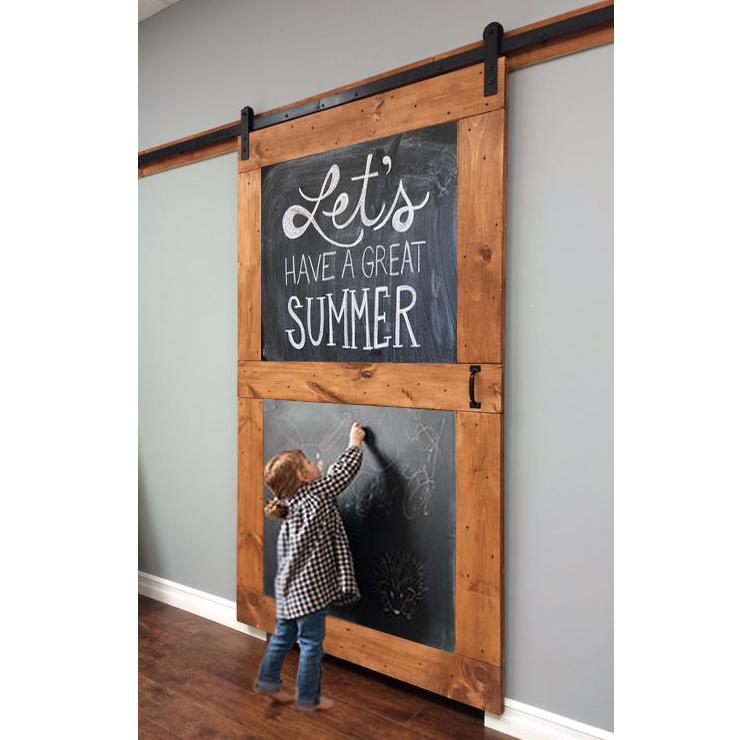 sc 1 st  Laelee Designs & Chalkboard Barn Door \u2014 Laelee Designs