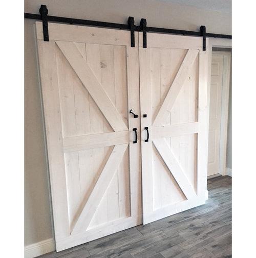 Seeing Double Z Barn Door Laelee Designs