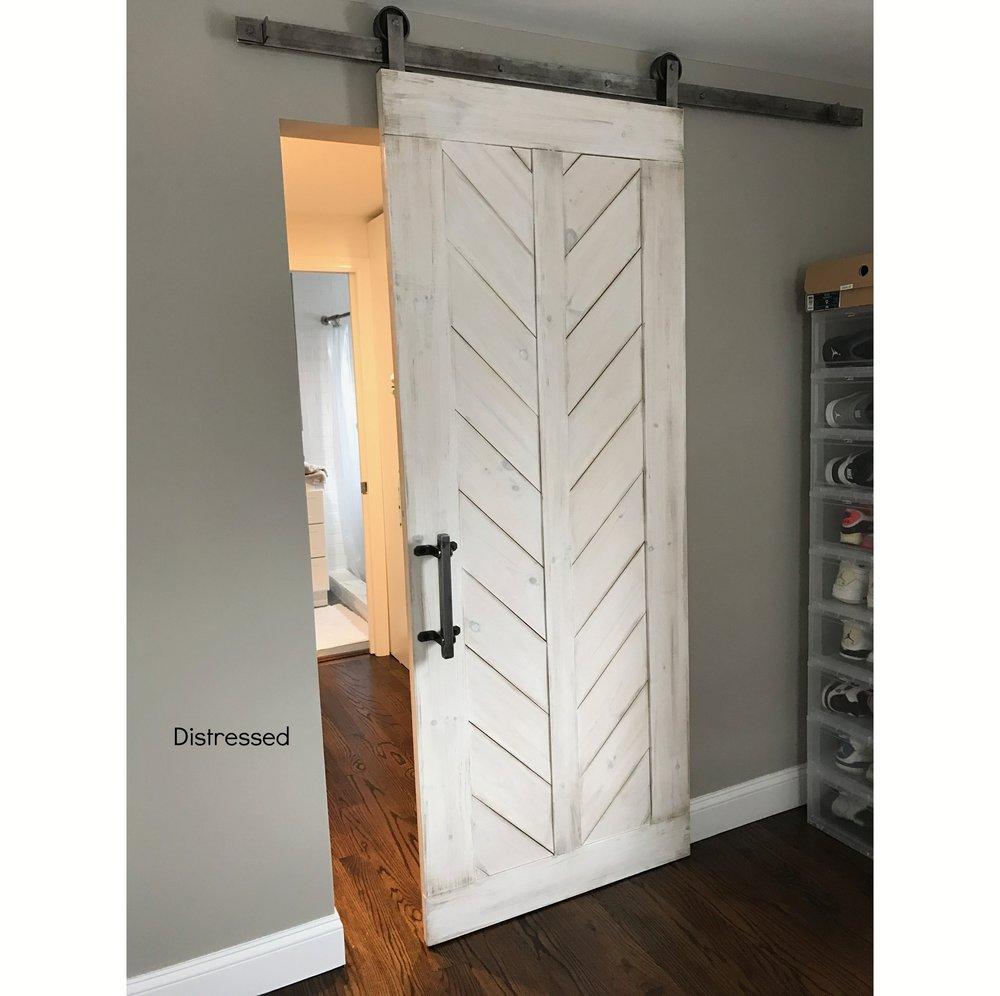 Modern Chevron Barn Door  sc 1 st  Laelee Designs & Modern Chevron Barn Door \u2014 Laelee Designs
