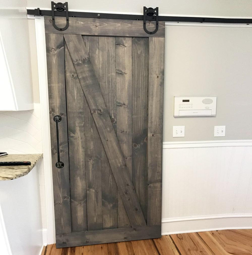 Classic Z Barn Door & Classic Z Barn Door \u2014 Laelee Designs