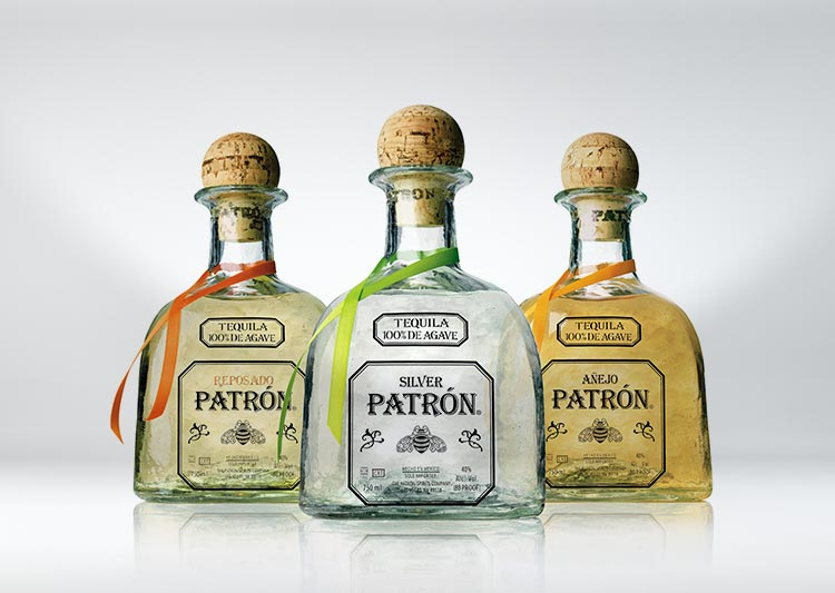 The Patrón Spirits Company   Inventing the sipping tequila