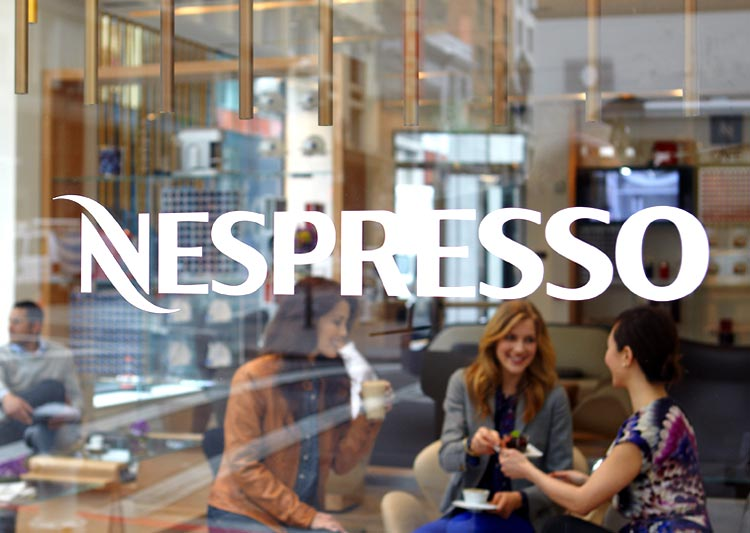 Nespresso   Percolating into new markets