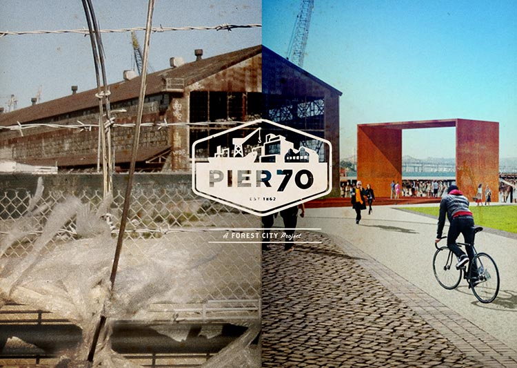 Pier 70    Transforming the waterfront