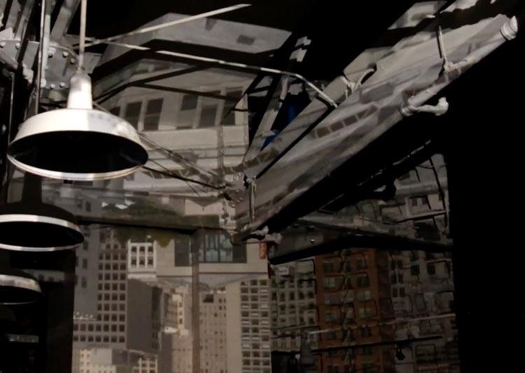 Dome Obscura Transforming a century-old San Francisco landmark dome into a pinhole camera