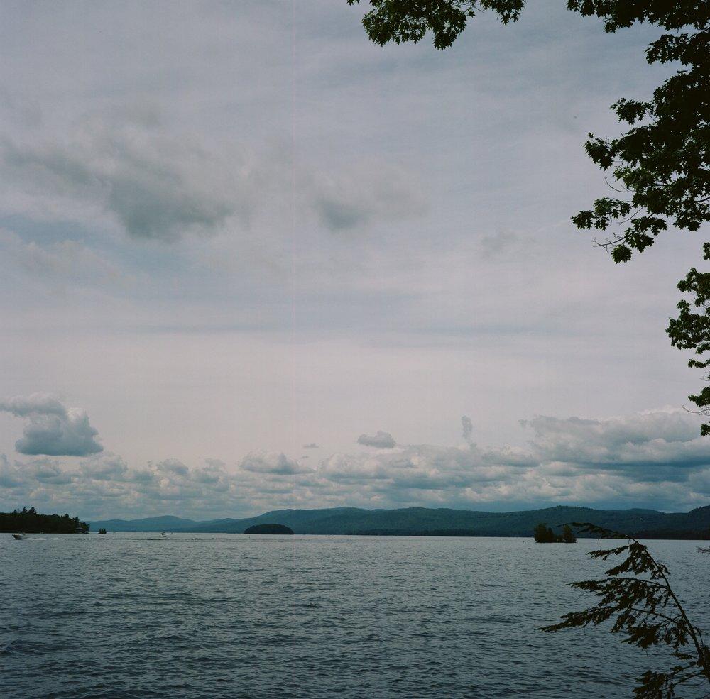 LAKE GEORGE BLUE