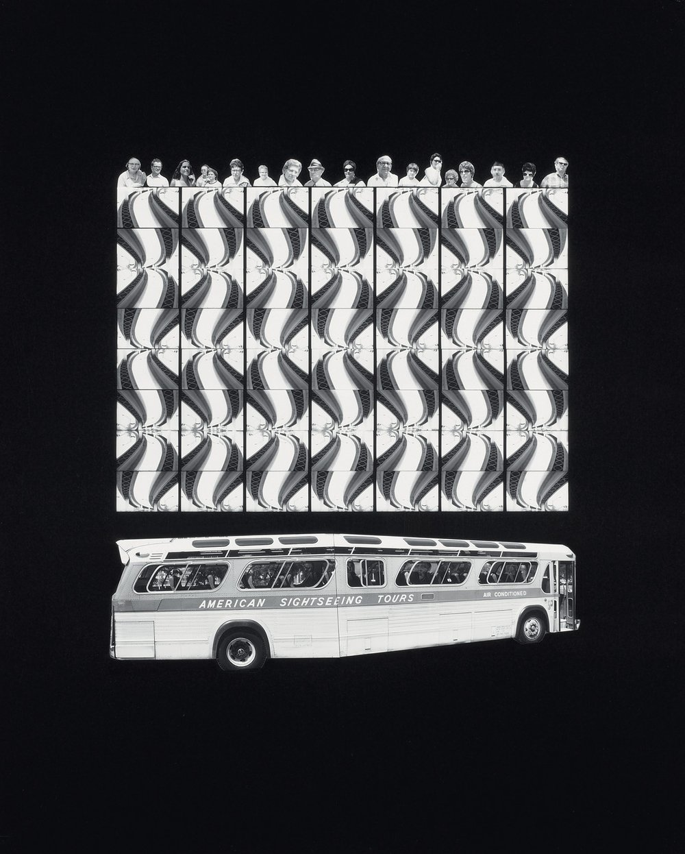 Baxter Labs: Bus People