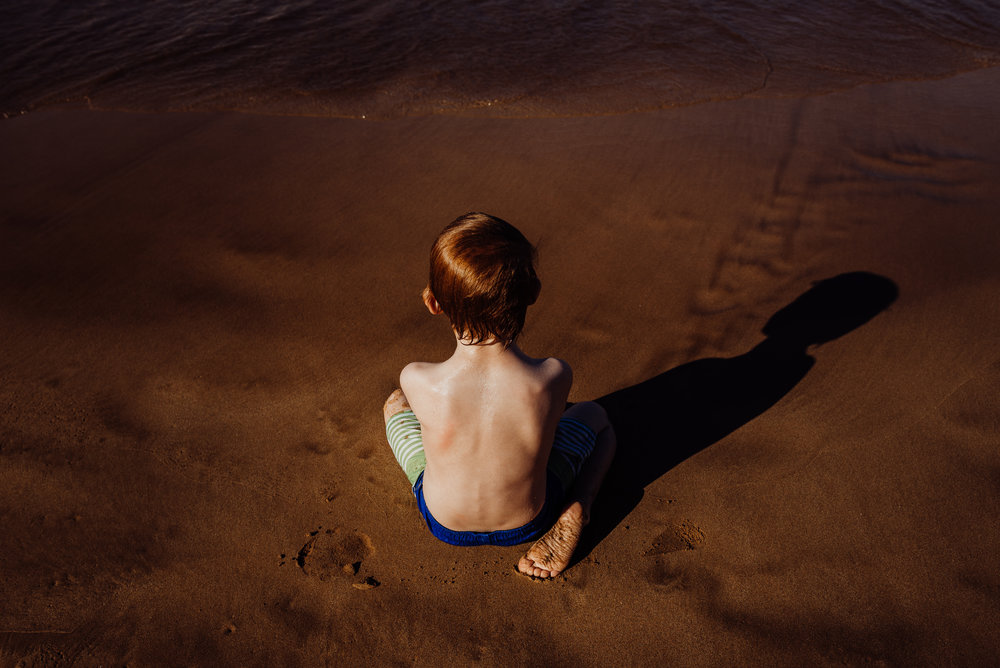Emotional storytelling // twyla jones // harsh light