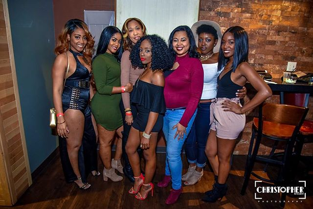 """Saturday, December 2nd @noordinaryent and @dg_events cordially invite you to a special installment of #SatrdazeAtTheGrind • We ask all the ladies to come out, bring some friends, and make this edition of """"Ladies Night"""" everything we envisioned for you and more • To further demonstrate our gratitude, Ladies can indulge on COMPLIMENTARY Long Islands and Blue M'Fers untill 11pm! • #TheGrindBR is located at 4530 S. Sherwood Forest Blvd.  For sections, or to book your birthday celebration, visit www.dgeventsbr.net or call 225.246.5084"""