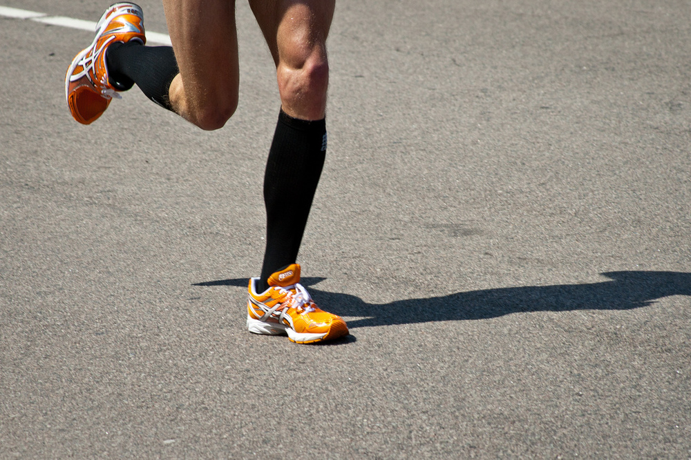 Foot and Ankle Running Injuries.