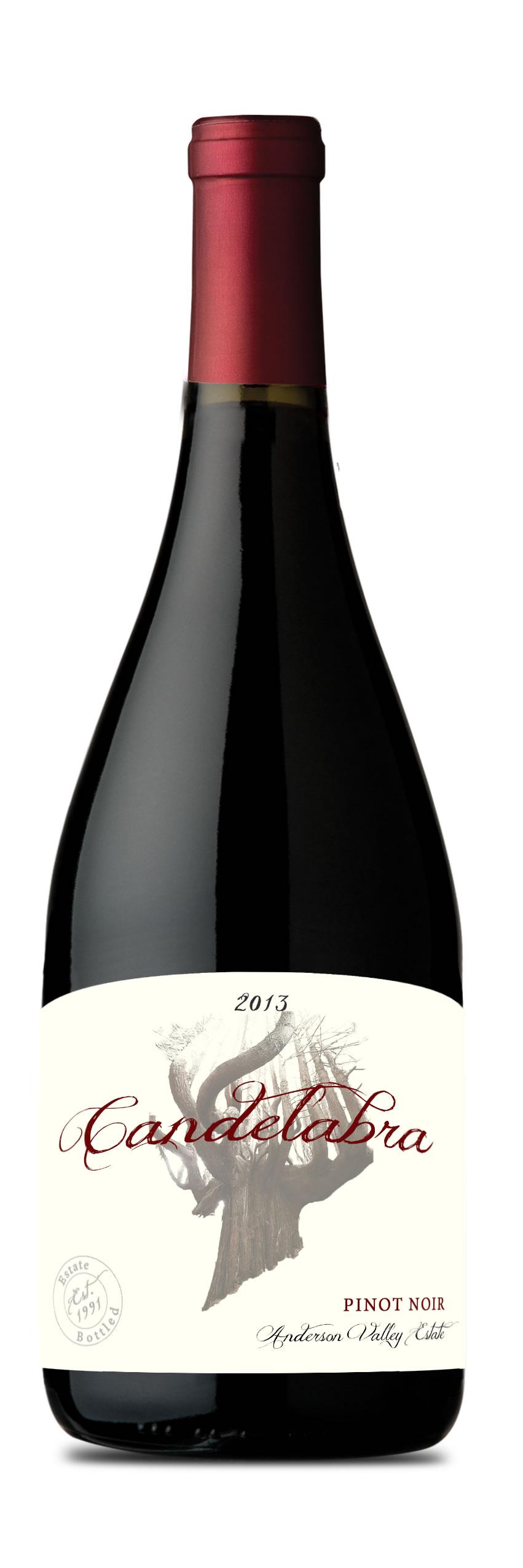 Candelabra Pinot Noir