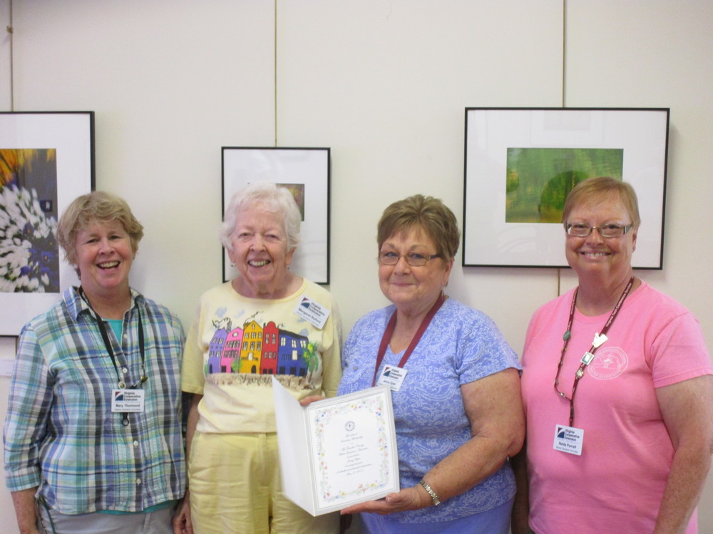 2015 Master Gardener Emeritus awards